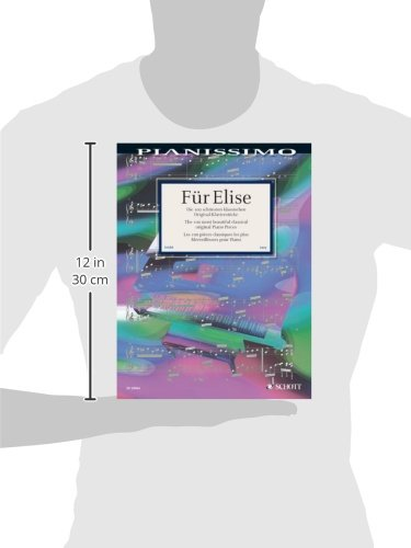Fr Elise - The 100 most beautiful classical Piano Pieces