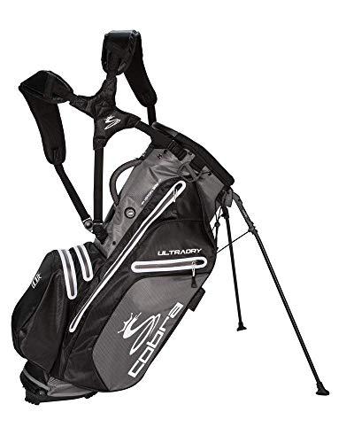 Cobra Golf 2019 UltraDry Standtasche, Herren, UltraDry Stand Bag Ud19, schwarz - Bag Cobra Stand