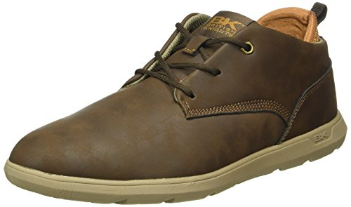 British Knights Calix, Baskets Marron Pour Homme (dk Brown / Cognac)