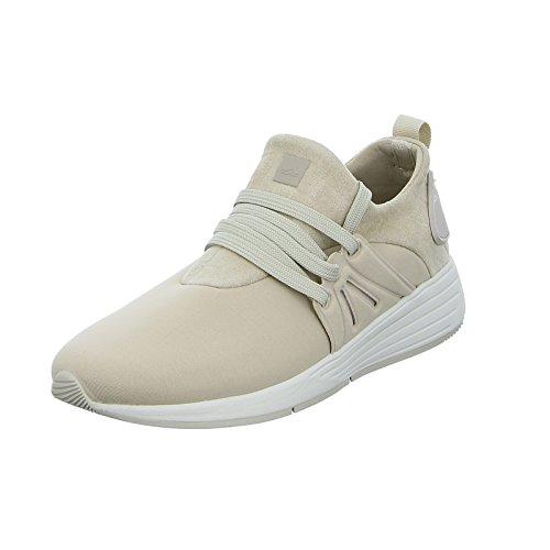 Ital-Design Sneaker Donna, Beige (Beige), 37 EU