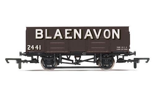 Hornby R6842 Blaenavon All Steel 21 Tonnen Mineral '2441' Wagon Freight Car, Multi