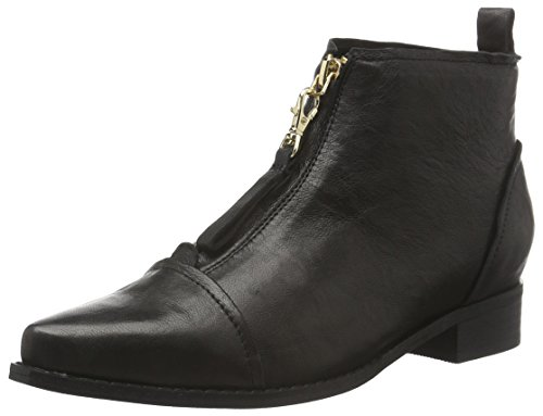 Bear The Black Shoe Stiefel Schwarz Damen Anna L Kurzschaft 4qFfFw5