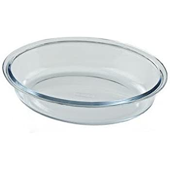 Pyrex Oval Pie Dish, 0.75L