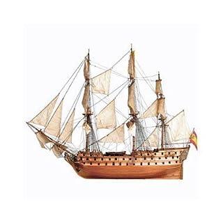 Artesania Latina Jean Nepomuceno Navio Espanol 1765 1:90 Wooden Model Boat Kit by Artesania Latina