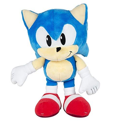 Sonic X The Hedgehog Plüsch Figur Stofftier 32 cm - Farben zur Auswahl (Sonic X Plüsch-spielzeug)