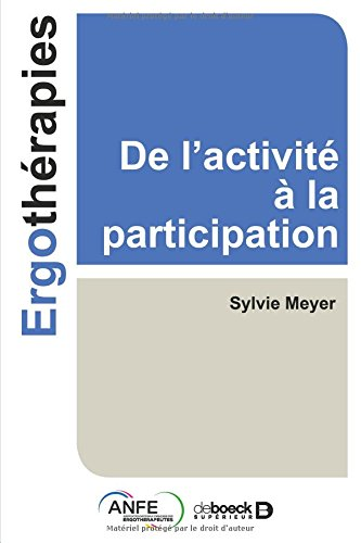De l'Activit a la Participation