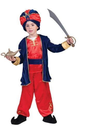 Sultan Kinder Kostüm - Sultan Jamaal Kind Größe 152