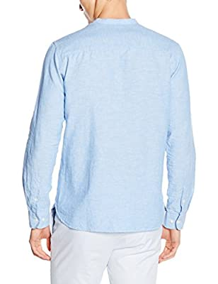 Jack & Jones Men's Kasper Long Sleeve Casual Shirt