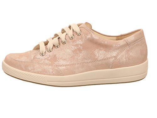 Ganter 204145-4700, Scarpe stringate donna Pink