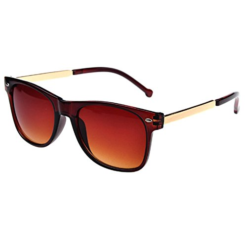 Z-P Women's Fashion New Style Wayfarer UV400 Sunglasses 53MM