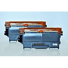 TN2120 Printing Saver 2 toners laser compatibles para BROTHER DCP-7030, DCP-7040, DCP-7045N, HL-2140, HL-2150, HL-2150N, HL-2170, HL-2170W, MFC-7320, MFC-7340, MFC-7345DN, MFC-7440N, MFC-7840W impresoras