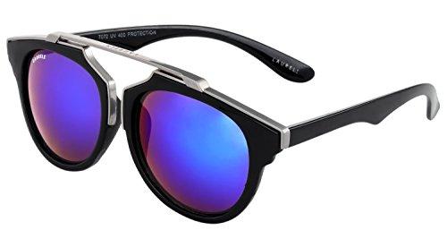 Laurels Round Unisex Sunglasses(Hop-Su0109R|20|Millitary Green)