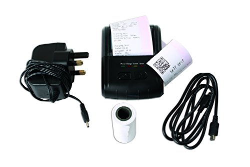 Laser 6804Thermo-Drucker für Akku Tester
