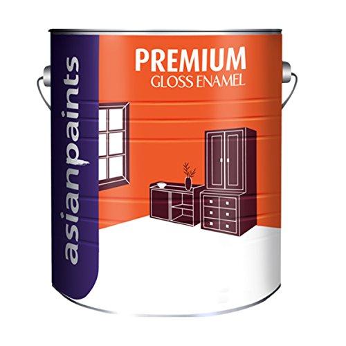 Asian Paints Apcolite Premium Gloss Enamel Wall Paint, 200Ml, Golden Brown