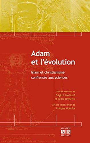 Lire un ADAM ET L'EVOLUTION pdf