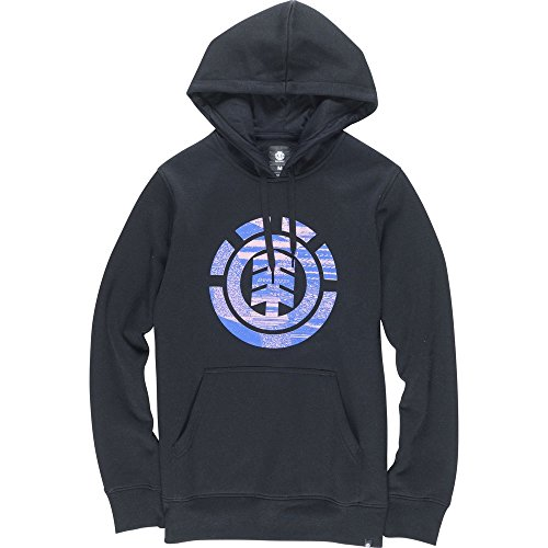 Element Aesthetic Hoodie Black