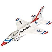 F-16 Fighting Falcon Fertigmodell Maßstab 1:100