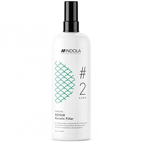 Indola Innova Care Repair Keratin Filler Conditioner Spray, 300 ml -
