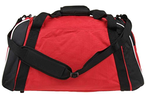 Puma Sporttasche United Medium Bag Tasche 065606 ca. 45 Liter Rot