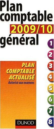 Plan comptable général par Christian Raulet