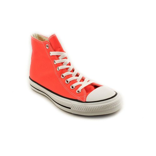 Converse Ctas Core Hi, Baskets mode mixte adulte Orange (Fiery Coral)