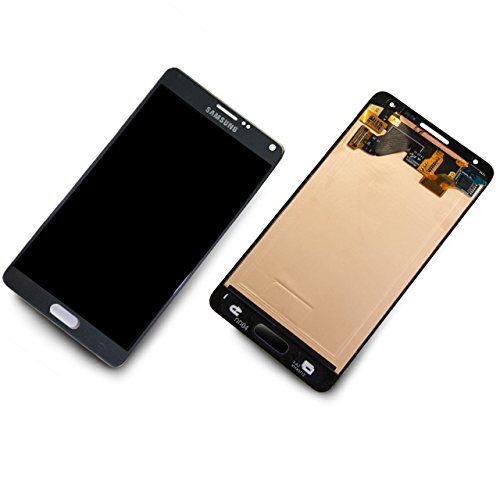 Display für Samsung Galaxy Note 4 (N910F) Touchscreen, LCD in schwarz GH97-16565B