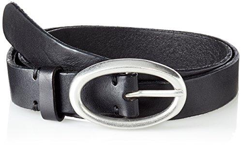 Marc O'Polo Damen Gürtel Belt-Ladies, Schwarz (Black 990), 85 (Designer-gürtel Womens)