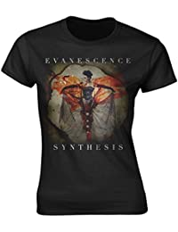 Plastic Head Evanescence 'Synthesis Album Cover' Womens Fitted T-Shirt