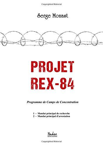 Projet Rex-84: Programme de Camps de Concentration