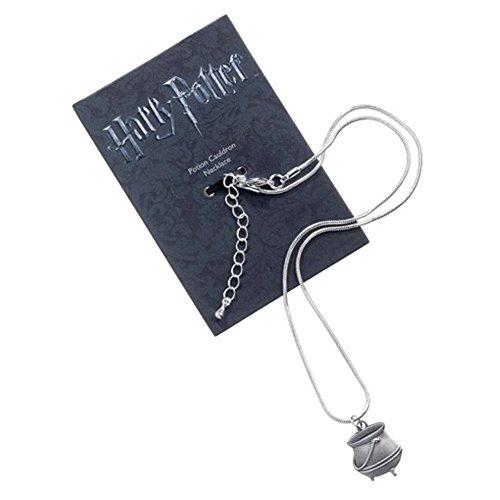 Offizielle Harry Potter Silber Chaudron Potion Cauldron Halskette Anhänger