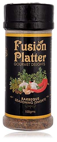 Fusion Platter Barbeque Seasoning (Smoky), 100 Grams