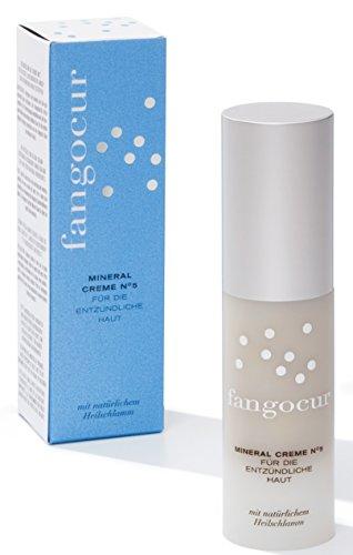 fangocur Mineralcreme N°5 für die entzündliche Haut, 30 g