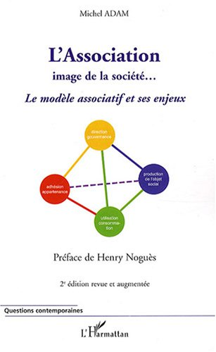 L'Association image de la société. : Le modèle associatif et ses enjeux par Michel Adam