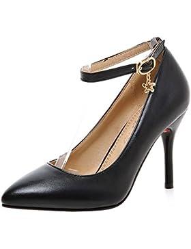 Zanpa Donna Basic Heels Scarpe col Tacco
