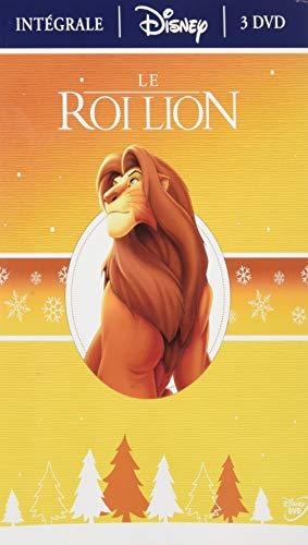 Le Roi Lion-Coffret 3 DVD