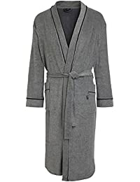 Jockey Terry Bathrobe Navy