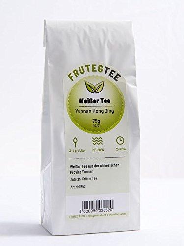 "Grüner Tee mit weißen Spitzen""Yunnan Hong Qing"" 75g"