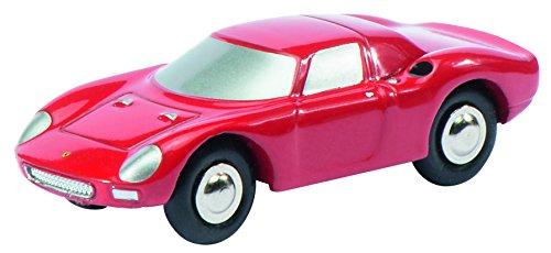 Schuco 450579500 - Piccolo Ferrari 250 Le Mans, Rouge