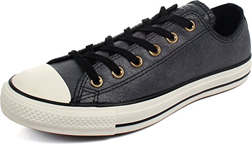 converse-womens-chuck-taylor-ox-black-leather-trainers-415-schwarz