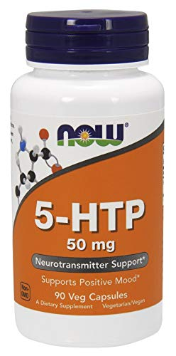 Now Foods - 5-HTP NOW 50mg - 90 veg caps