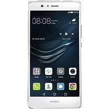"Huawei P9 Lite - Smartphone libre Android (4G, pantalla 5.2"", Octa-core, 2 GB RAM, 16 GB, cámara 13 MP), color blanco"