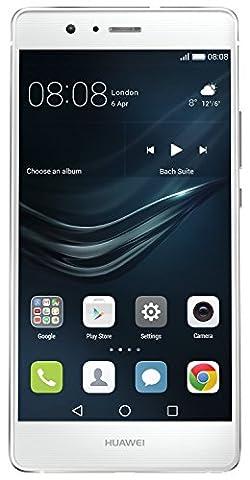 Huawei P9 Lite LTE+ (CAT4)Vodafone/otelo blanc débloqué