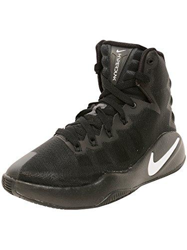 Nike Jungen Hyperdunk 2016 (Gs) Basketballschuhe Blanco (Black / White)