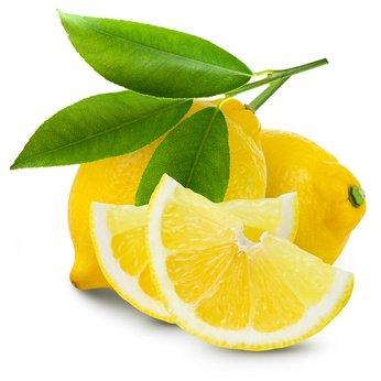 Fruchtknall Natur Zitrone 2 Stück