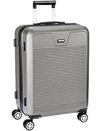 Pronto Vectra Plus ABS 58 cms Grey Carry On (6476-GY)