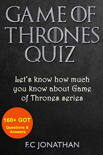 GAME OF THRONES QUIZ: Lets know how much you know about Game of ...