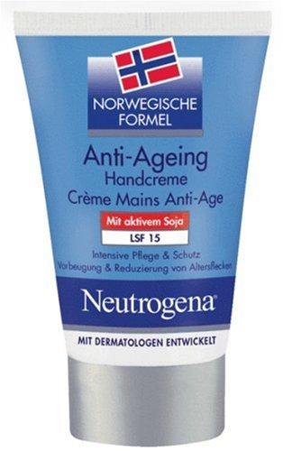 Neutrogena crema de manos noruego fórmula antiage 77234