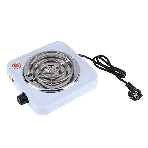 Solomi Encendedor eléctrico de carbón - Encendedor eléctrico de carbón con Parrilla...