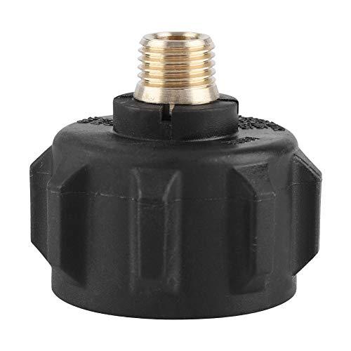 Fitting Adapter Regler Gas Propan Stecker Massivem Messing 1/4 Zoll Universal BBQ Grill Werkzeug Für Zuhause Outdoor -