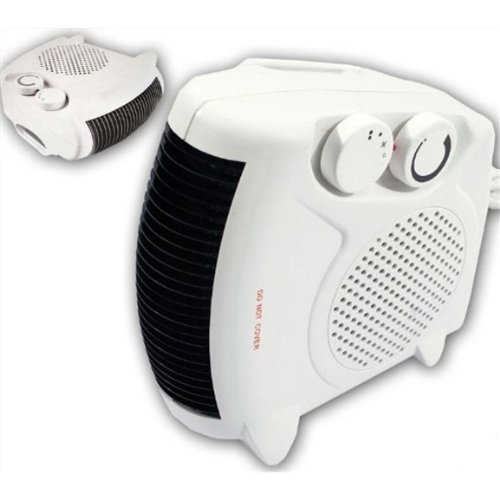 41QPDsx4l9L. SS500  - TOOL-GENIUSÂ 2000W PORTABLE SILENT ELECTRIC FAN HEATER HOT & COOL UPRIGHT BRAND NEW IN BOX